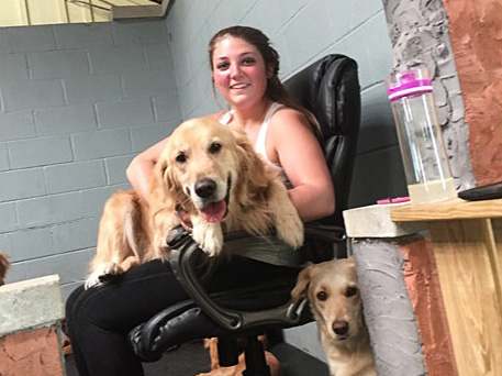 Alexa Falcone of Seacoast Lucky Dog Daycare
